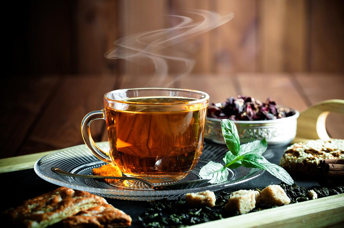 [有機JAS認定] 紅茶について